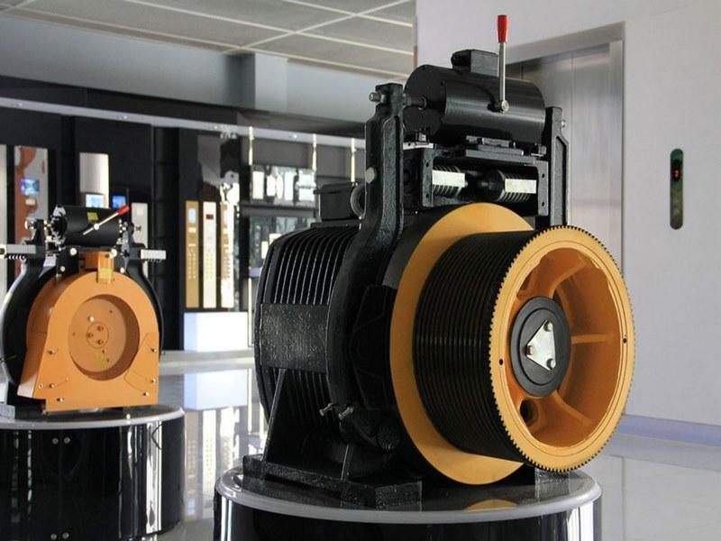 قیمت موتور گیرلس آسانسور,مزایای موتور گیرلس آسانسور,موتور گیرلس آسانسور