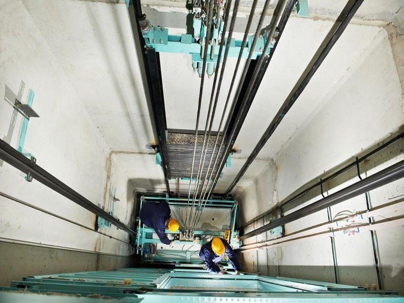 آموزش مکانیکال آسانسور,آموزش نصب آسانسور,آموزش نصب آسانسور هیدرولیکی