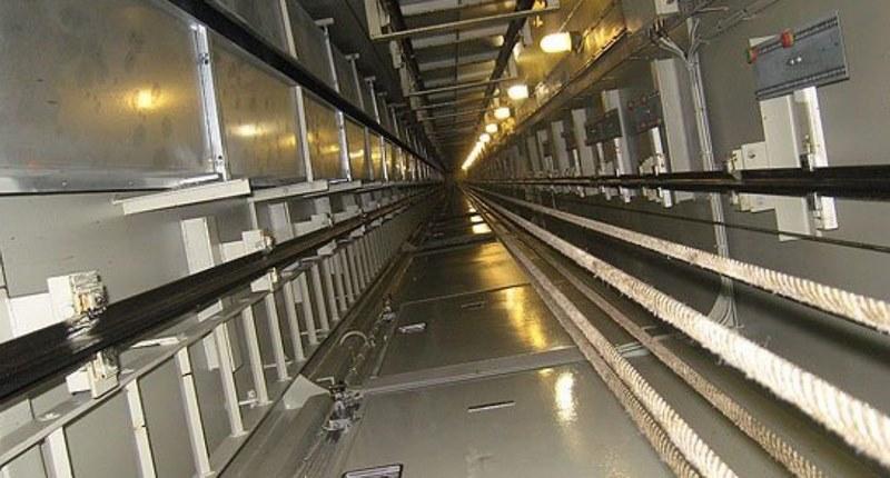 ابعاد چاهک آسانسور,استاندارد چاهک,استاندارد چاهک آسانسور