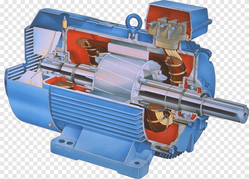 موتور سنکرون,موتور سنکرون مغناطیس دائم,سنکرون مغناطیس دائم