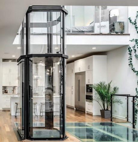 آسانسور,آسانسورهای تولید داخل,انواع آسانسور