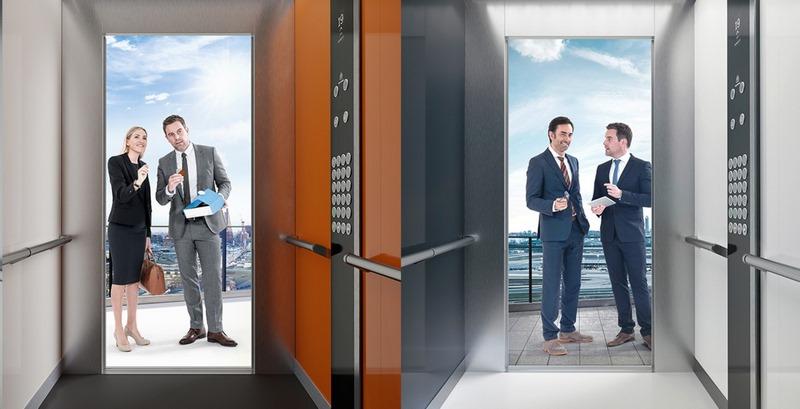 ظرفیت آسانسور,نکات فنی آسانسور,اجزای اصلی آسانسور