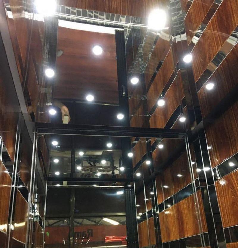 ابعاد اسانسور هتل,اندازه آسانسور هتل,آسانسور های هتل