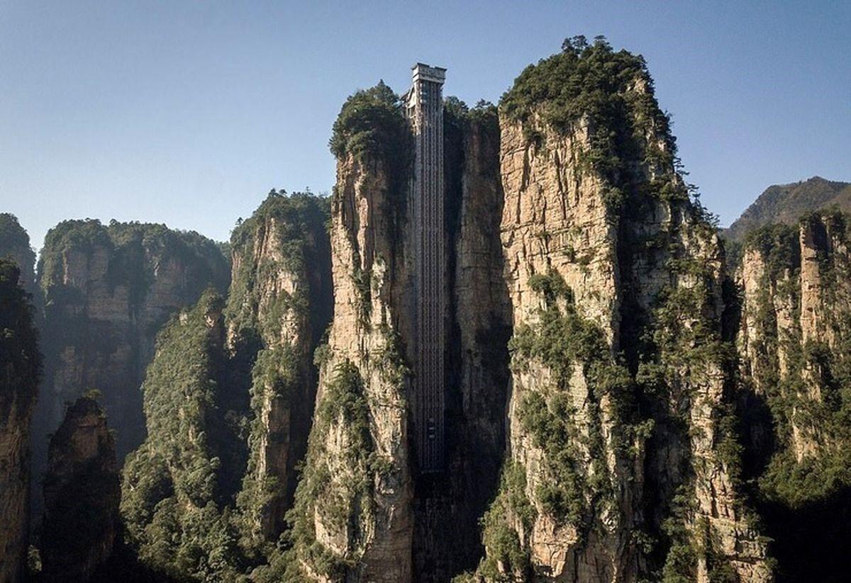 آسانسورهای بلند,بلند ترین آسانسور های جهان,بهترین آسانسورهای جهان