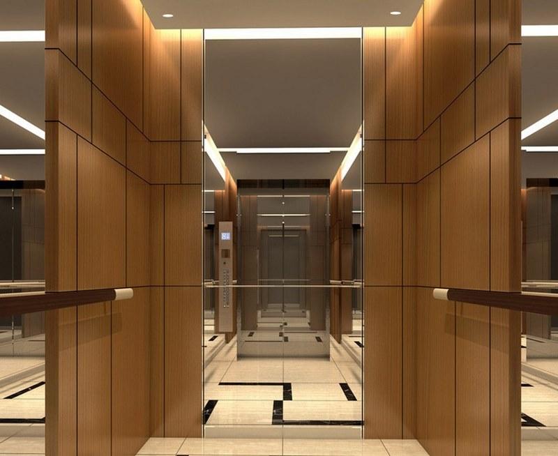 بازسازی آسانسورهای قدیمی,تزئین کابین آسانسور,تزئینات کابین آسانسور