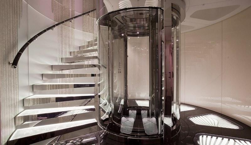 آسانسور هیدرولیک,آسانسورهای هیدرولیک,نحوه کار کردن آسانسور های هیدرولیک