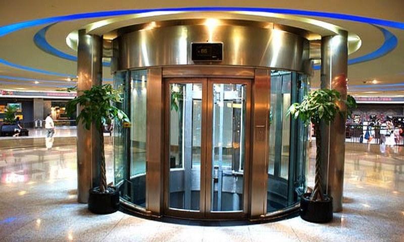 کابین آسانسور,مساحت کابین آسانسور,نصب کردن آسانسور