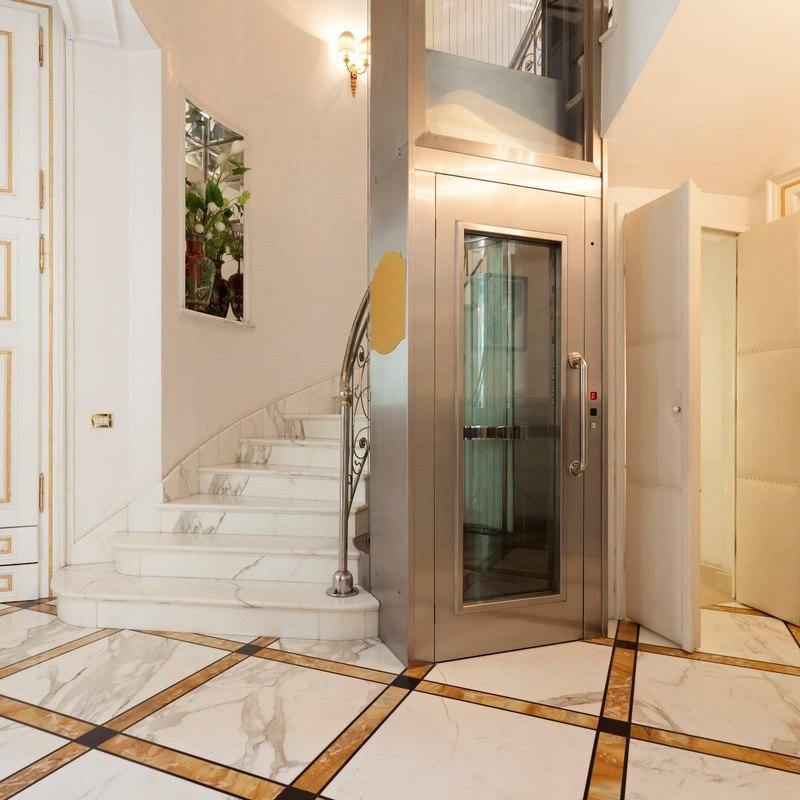 انواع آسانسور,عملکرد آسانسور,انواع آسانسور