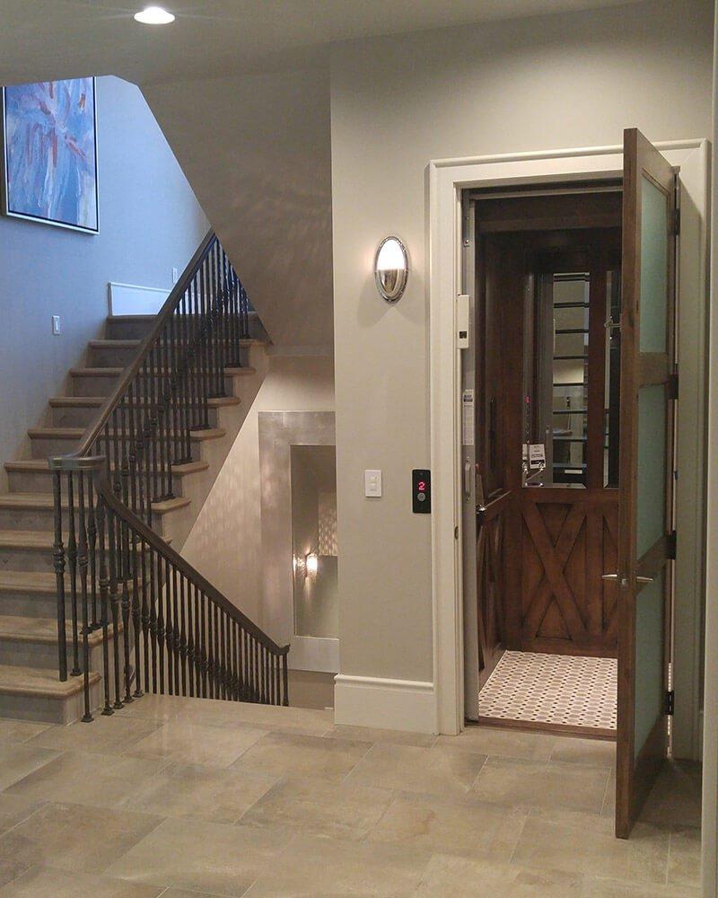 آسانسور,سازه ساختمان,کاربرد آسانسور